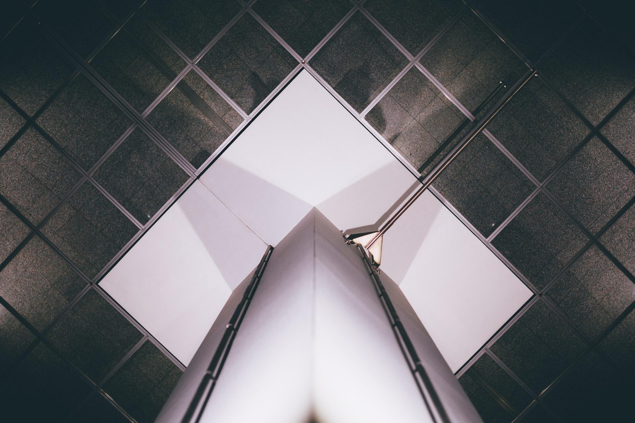 Flughafen Frankfurt Impression - Architektur