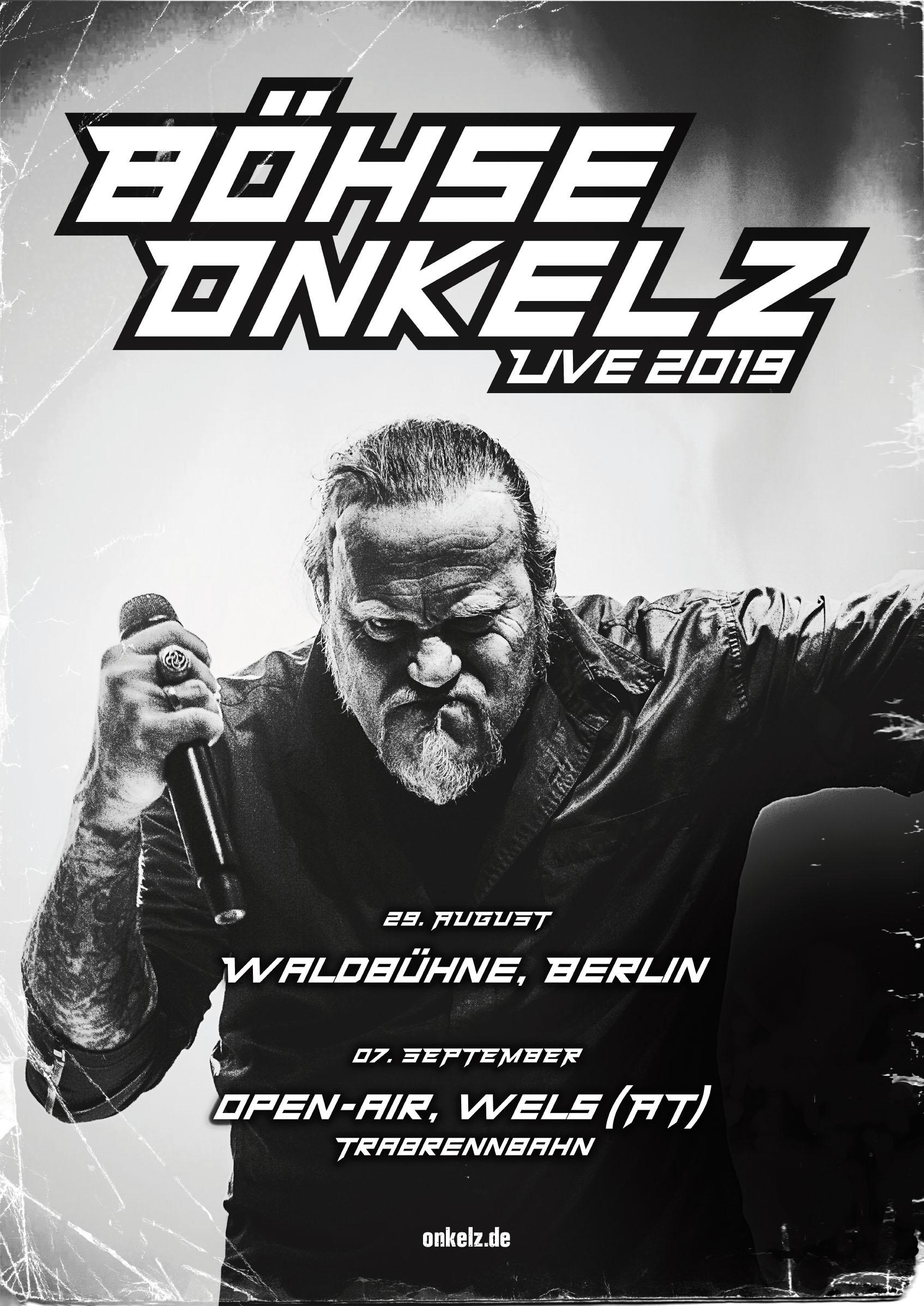 Onkelz Live 2019 Promo